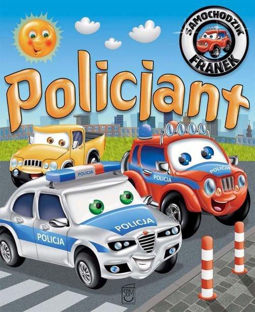 Samochodzik Franek. Policjant - Ebook (Książka PDF) do pobrania w formacie PDF