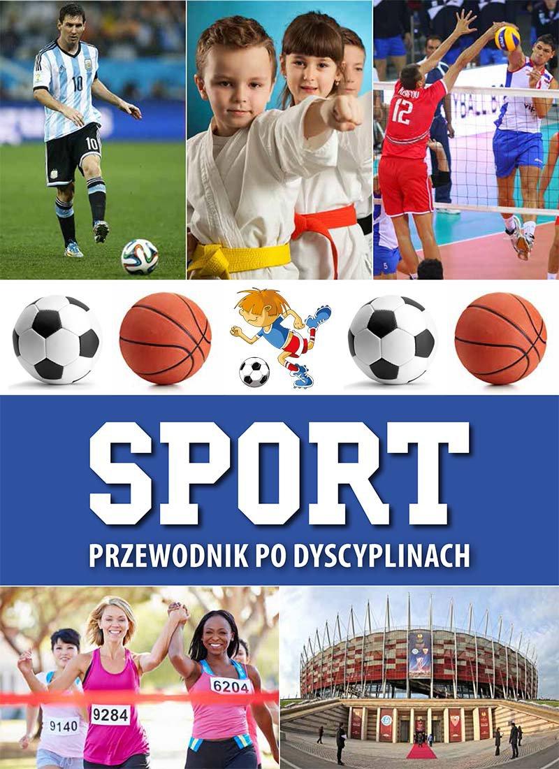 Sport. Przewodnik po dyscyplinach - Ebook (Książka PDF) do pobrania w formacie PDF