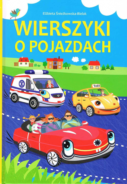 Wierszyki o pojazdach - Ebook (Książka PDF) do pobrania w formacie PDF