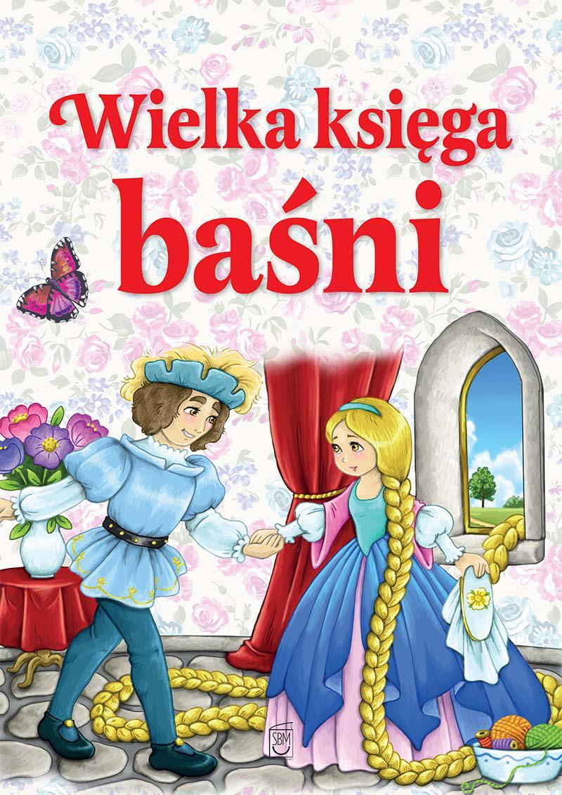 Wielka księga baśni - Ebook (Książka PDF) do pobrania w formacie PDF