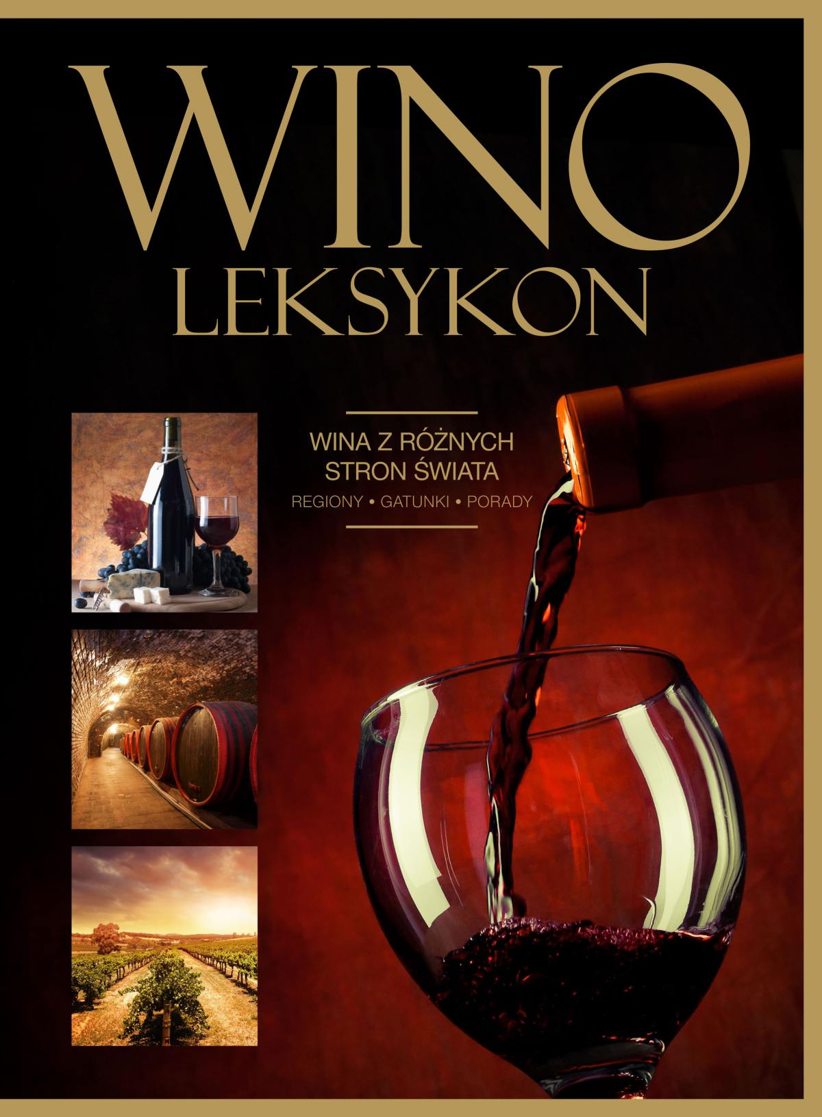 Wino. Leksykon - Ebook (Książka PDF) do pobrania w formacie PDF