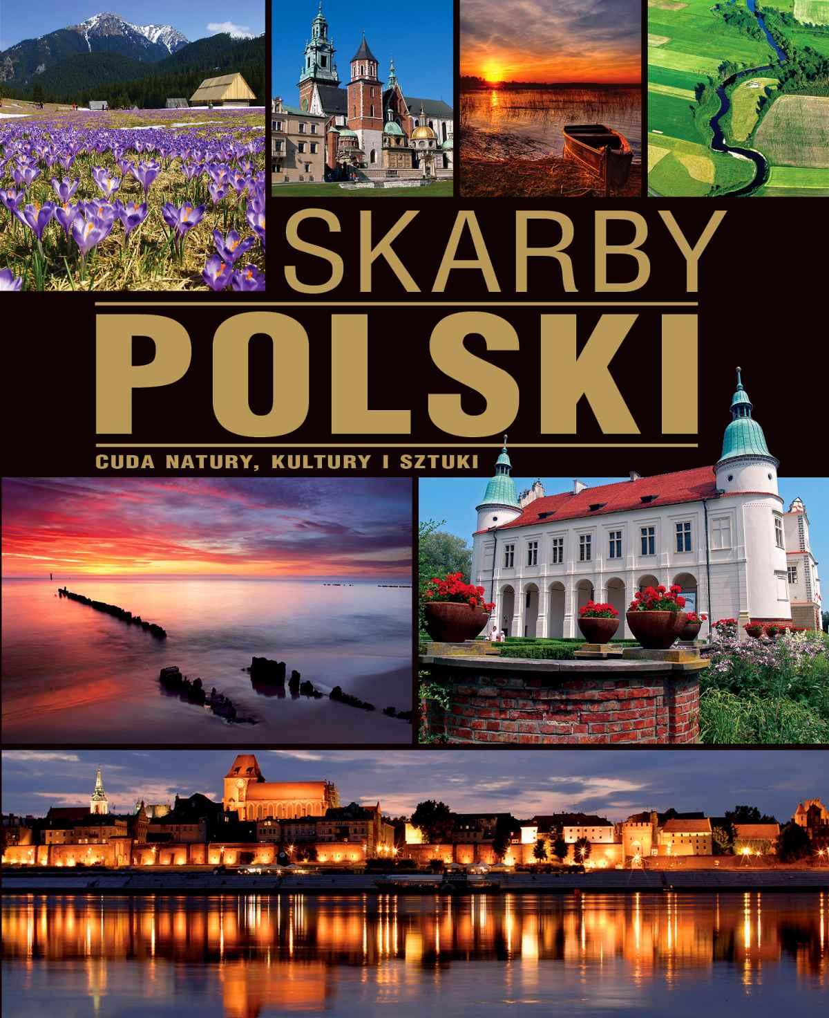 Skarby Polski - Ebook (Książka PDF) do pobrania w formacie PDF