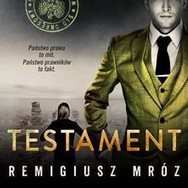 Testament - Audiobook (Książka audio MP3) do pobrania w całości w archiwum ZIP