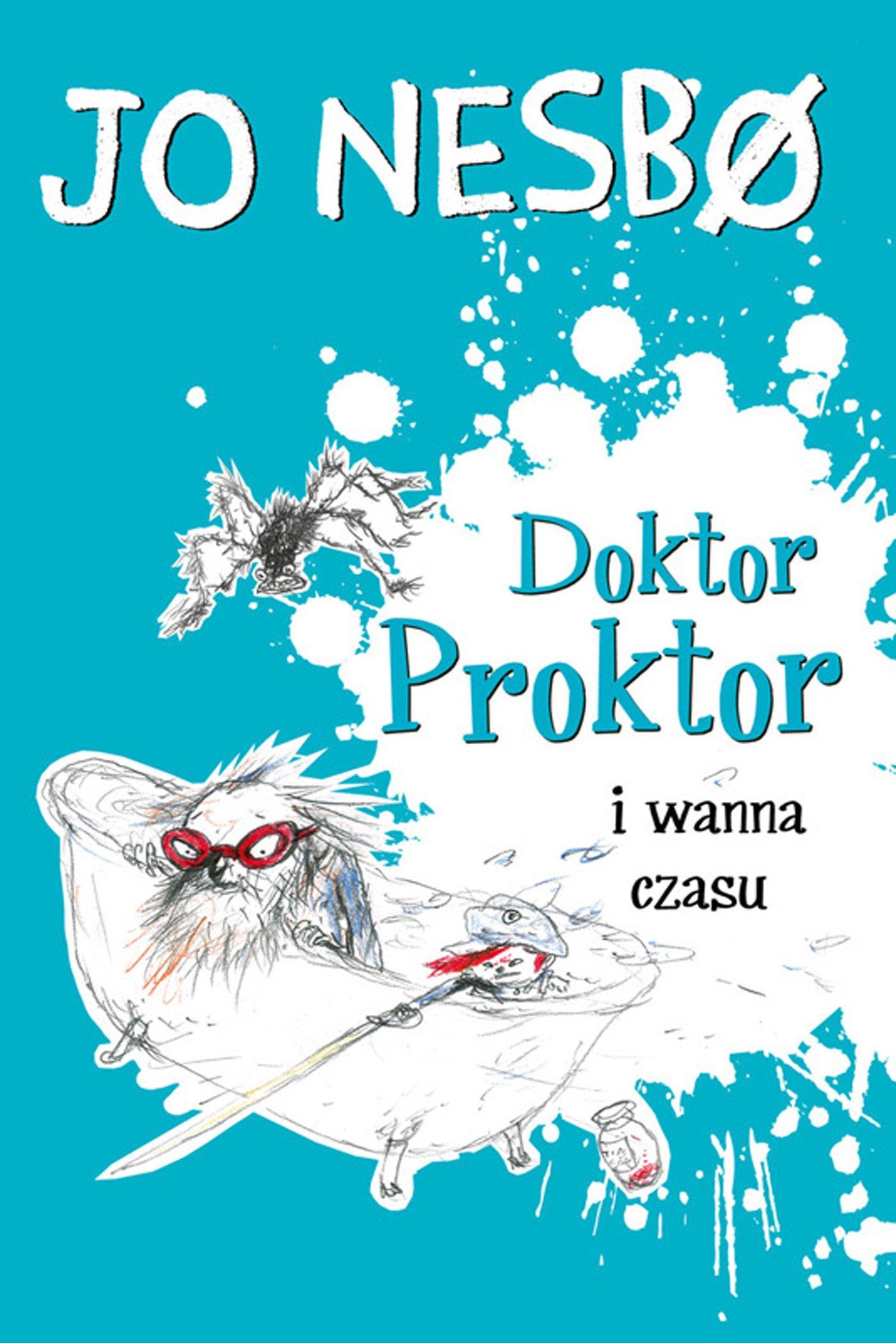 Doktor Proktor i wanna czasu - Ebook (Książka EPUB) do pobrania w formacie EPUB
