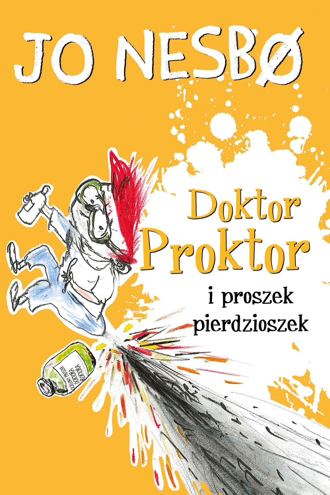 Doktor Proktor i proszek pierdzioszek - Ebook (Książka na Kindle) do pobrania w formacie MOBI