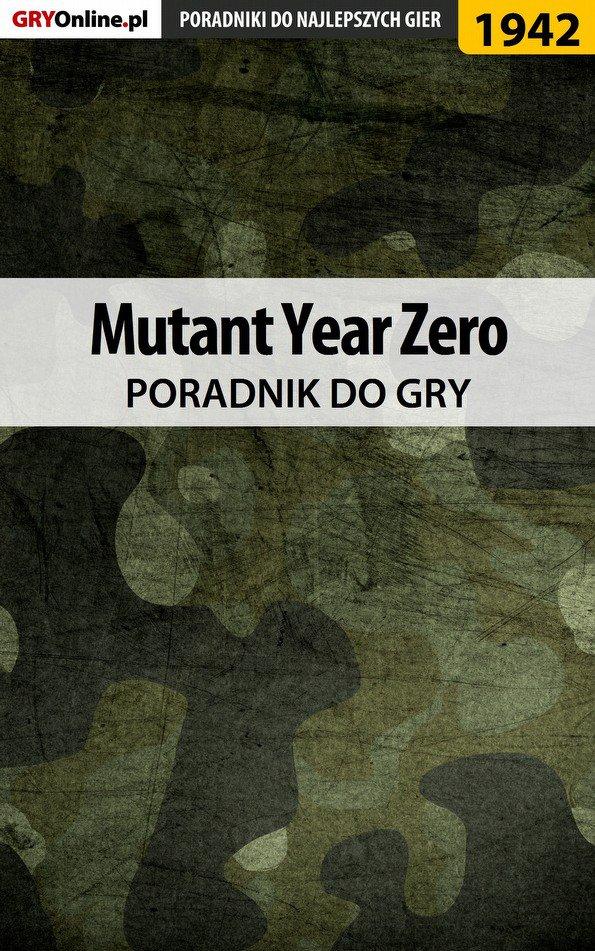Mutant Year Zero - poradnik do gry - Ebook (Książka EPUB) do pobrania w formacie EPUB