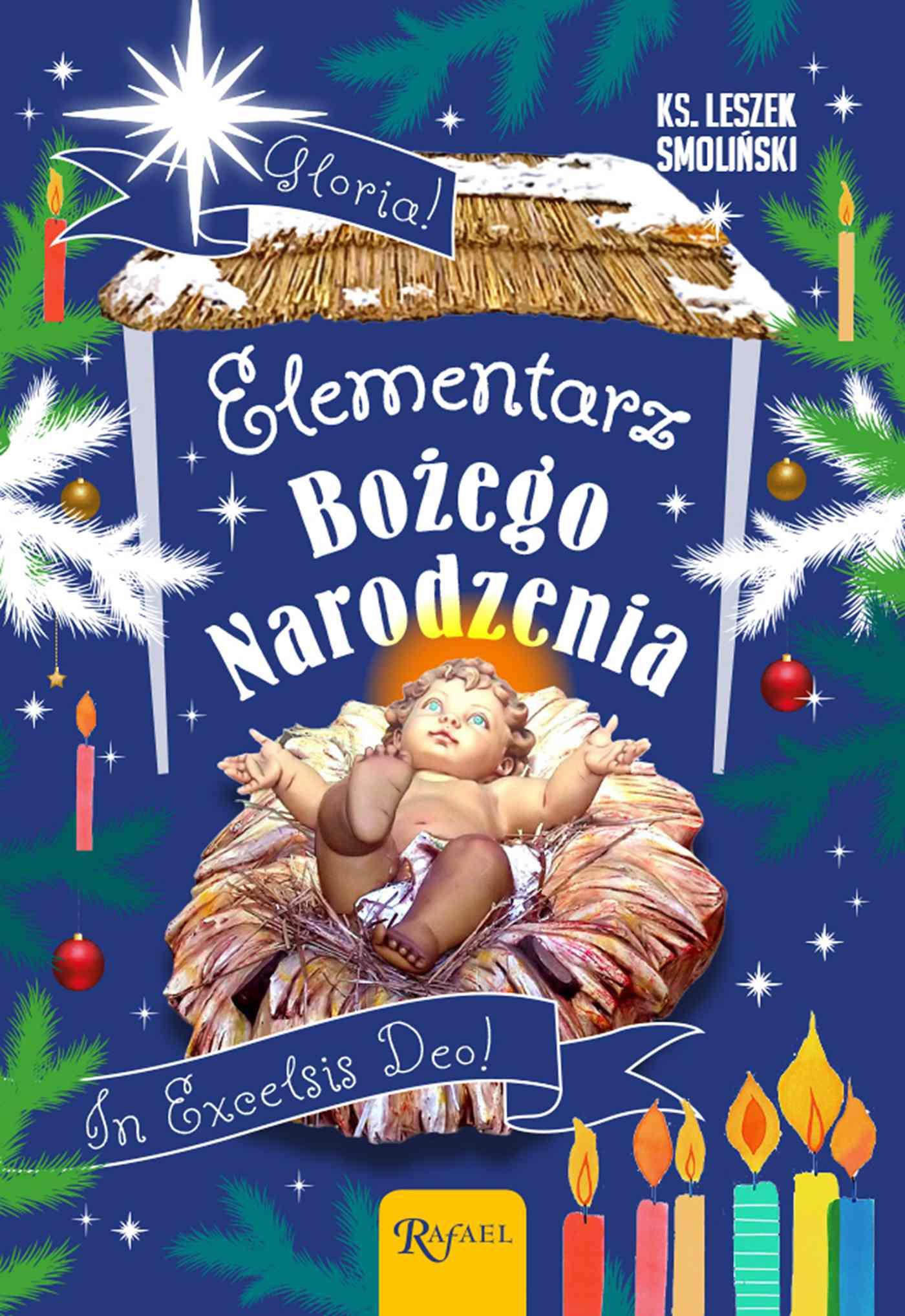 Elementarz Bożego Narodzenia - Ebook (Książka EPUB) do pobrania w formacie EPUB