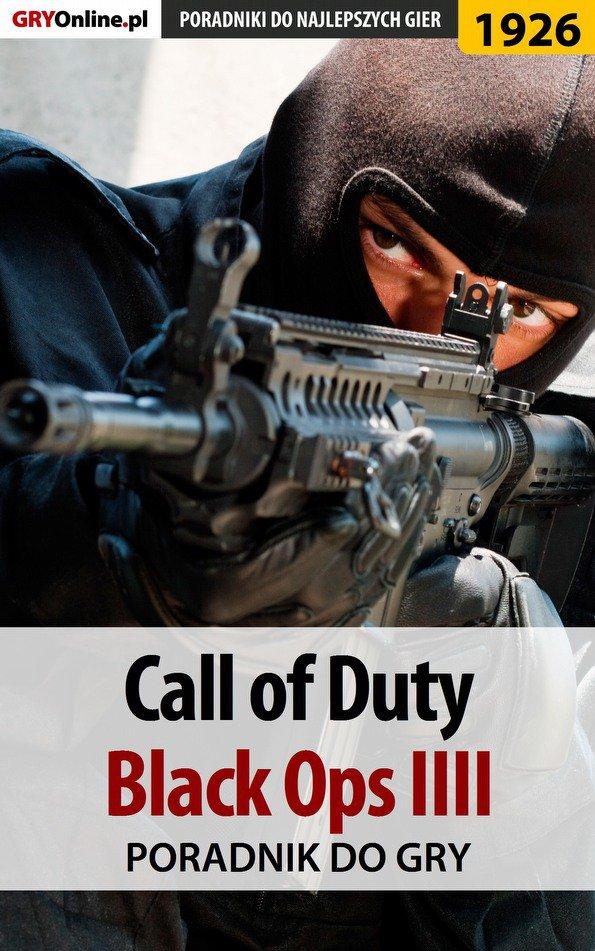 Call of Duty Black Ops 4 - poradnik do gry - Ebook (Książka EPUB) do pobrania w formacie EPUB