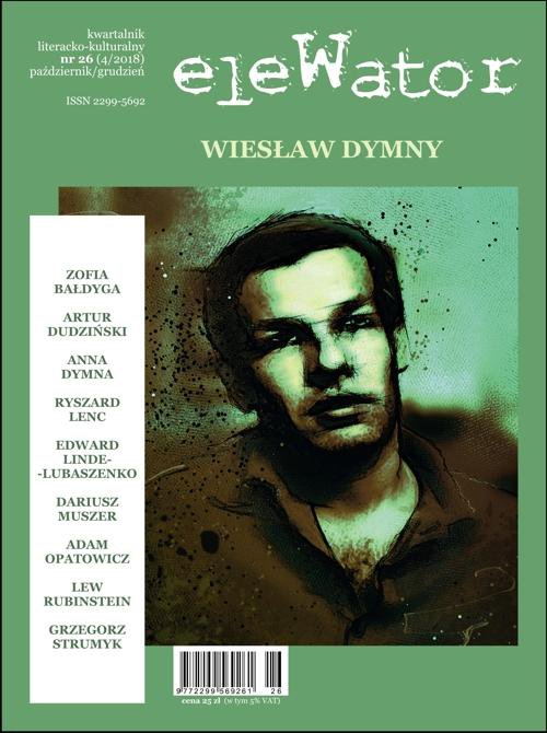 eleWator 26 (4/2018) - Wiesław Dymny - Ebook (Książka PDF) do pobrania w formacie PDF