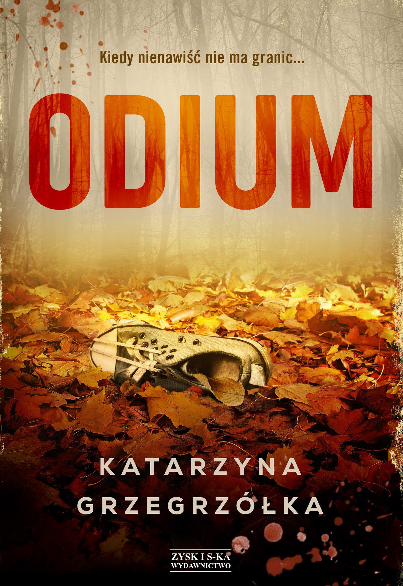 Odium - Ebook (Książka EPUB) do pobrania w formacie EPUB