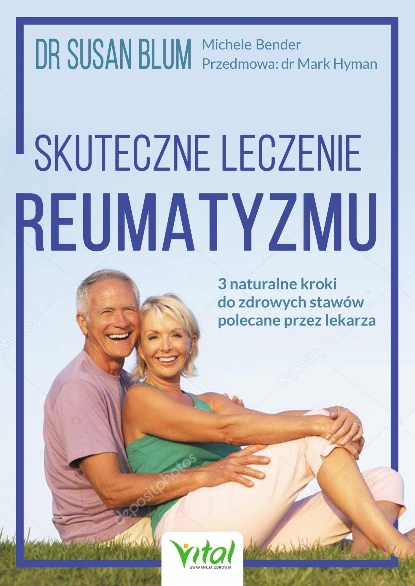 Skuteczne leczenie reumatyzmu - Ebook (Książka na Kindle) do pobrania w formacie MOBI