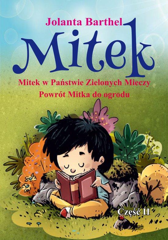 Mitek. Część II - Ebook (Książka na Kindle) do pobrania w formacie MOBI