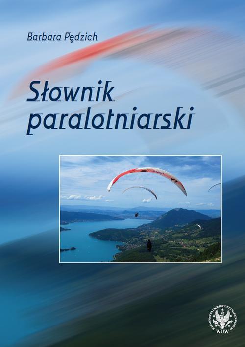 Słownik paralotniarski - Ebook (Książka PDF) do pobrania w formacie PDF