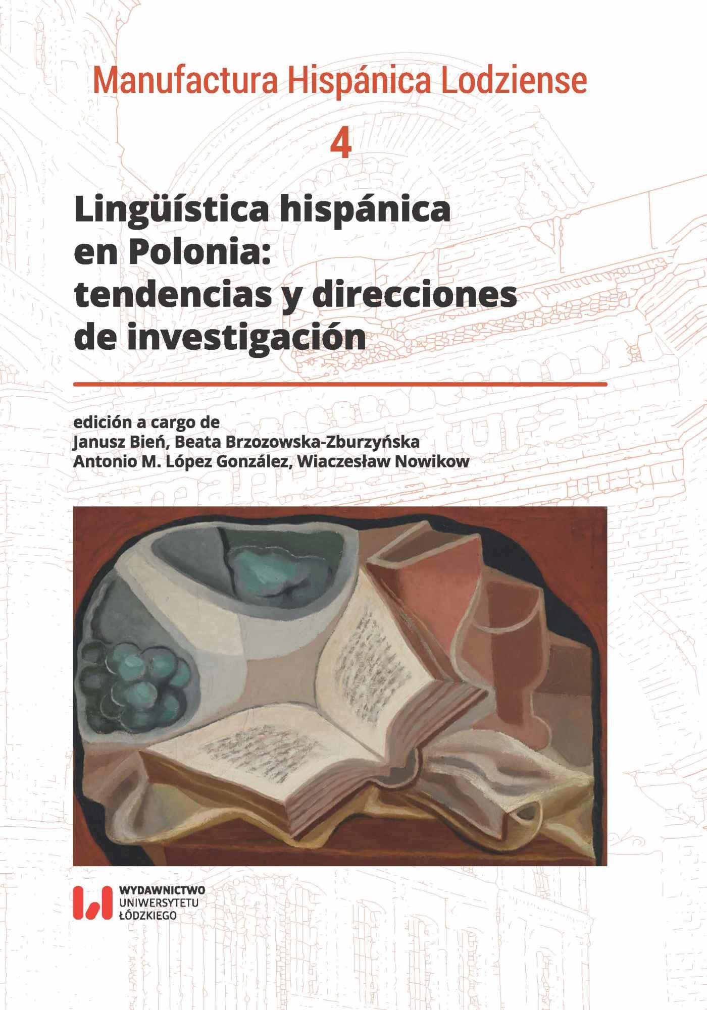 Lingüística hispánica en Polonia: tendencias y direcciones de investigación - Ebook (Książka PDF) do pobrania w formacie PDF
