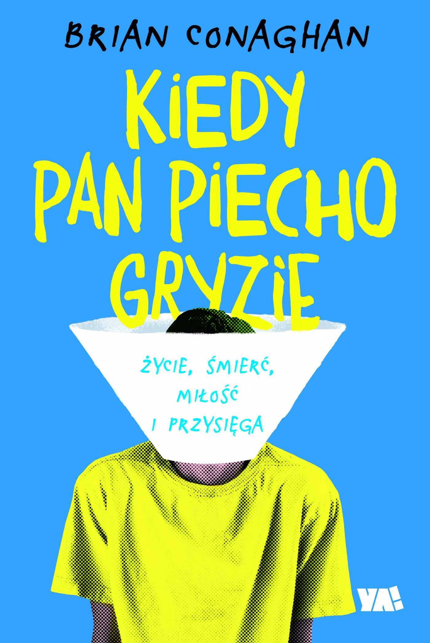 Kiedy Pan Piecho gryzie - Ebook (Książka na Kindle) do pobrania w formacie MOBI
