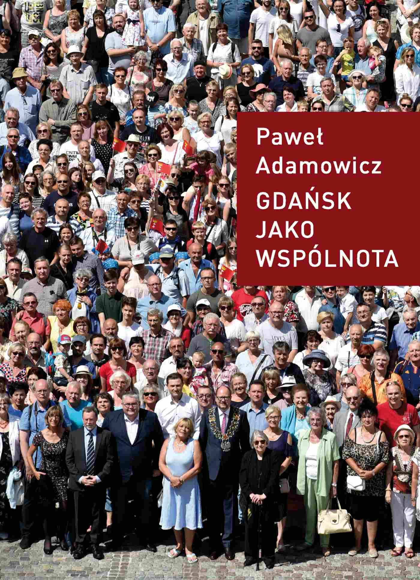 Gdańsk jako wspólnota - Ebook (Książka na Kindle) do pobrania w formacie MOBI