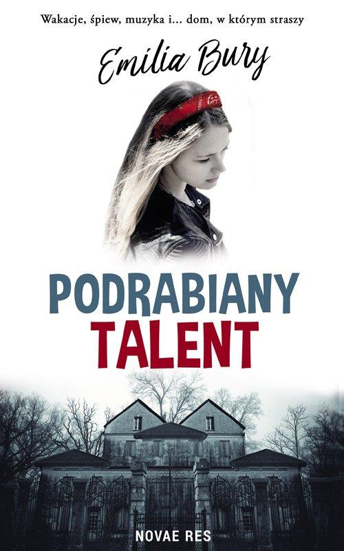 Podrabiany talent - Ebook (Książka na Kindle) do pobrania w formacie MOBI