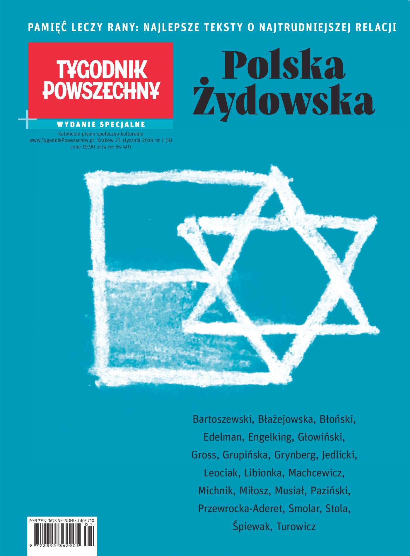 Polska Żydowska - Ebook (Książka EPUB) do pobrania w formacie EPUB