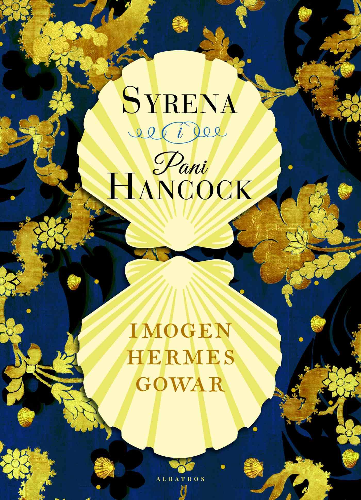 Syrena i Pani Hancock - Ebook (Książka EPUB) do pobrania w formacie EPUB