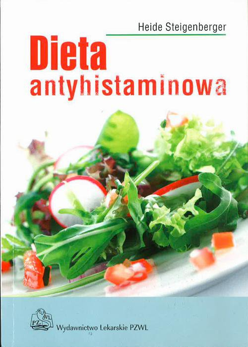 Dieta antyhistaminowa - Ebook (Książka na Kindle) do pobrania w formacie MOBI