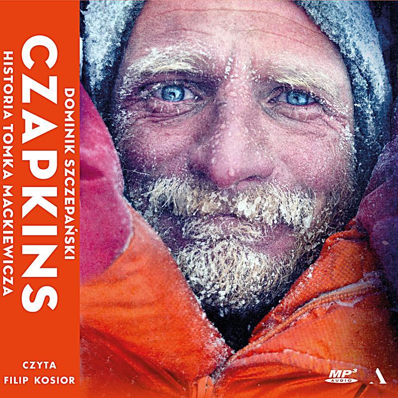 Czapkins. Historia Tomka Mackiewicza - Audiobook (Książka audio MP3) do pobrania w całości w archiwum ZIP