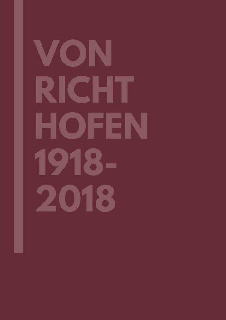 Von Richthofen 1918-2018 - Ebook (Książka na Kindle) do pobrania w formacie MOBI