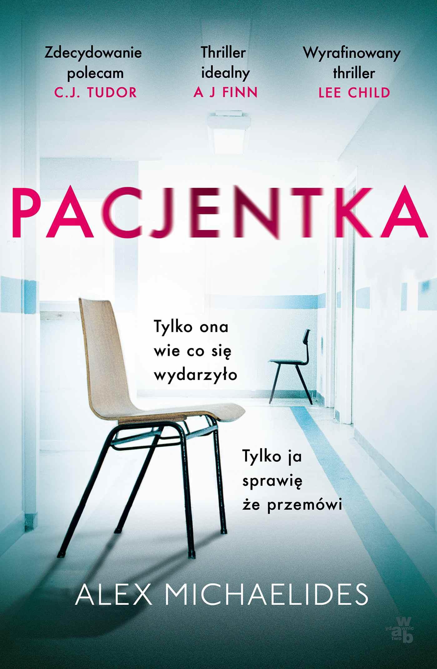 Pacjentka - Ebook (Książka EPUB) do pobrania w formacie EPUB
