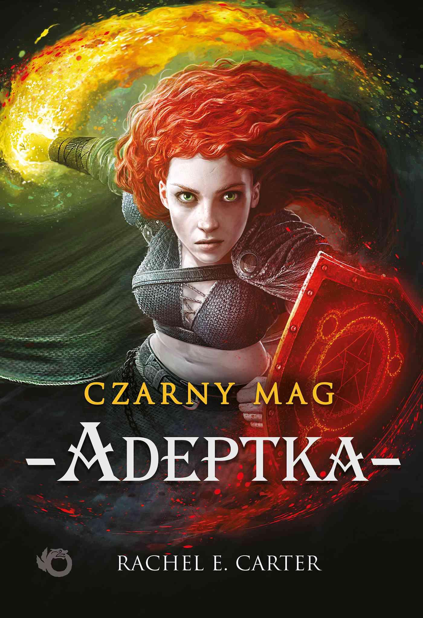 Czarny Mag. Adeptka. Tom 2 - Ebook (Książka na Kindle) do pobrania w formacie MOBI