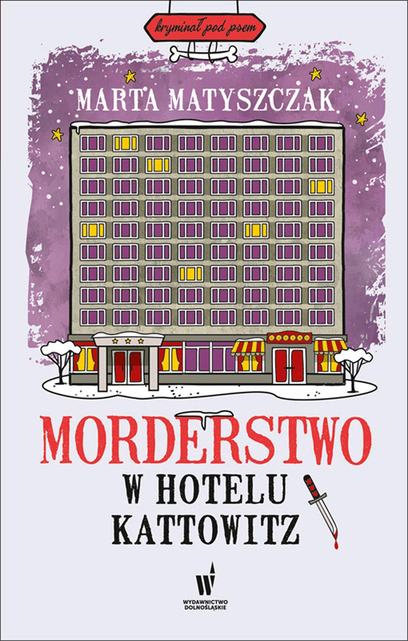 Morderstwo w Hotelu Kattowitz - Ebook (Książka na Kindle) do pobrania w formacie MOBI