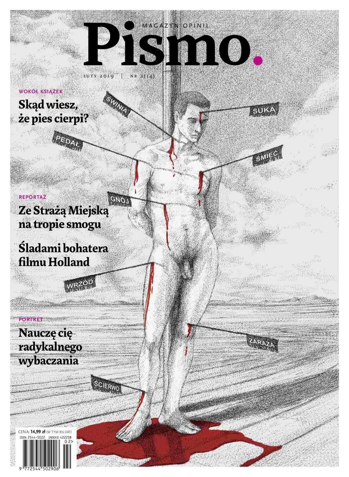Pismo. Magazyn Opinii 02/2019 - Ebook (Książka PDF) do pobrania w formacie PDF