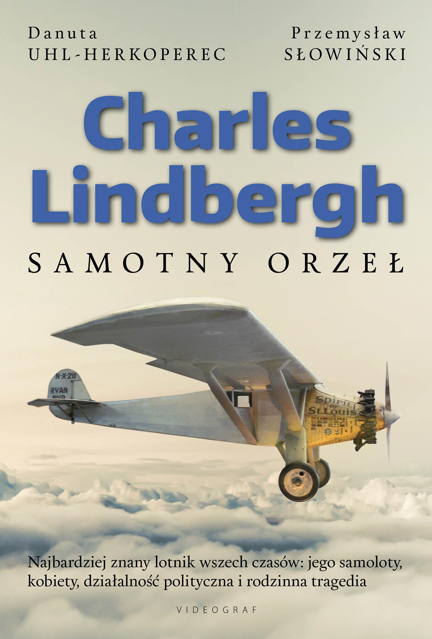 Charles Lindbergh. Samotny orzeł - Ebook (Książka na Kindle) do pobrania w formacie MOBI