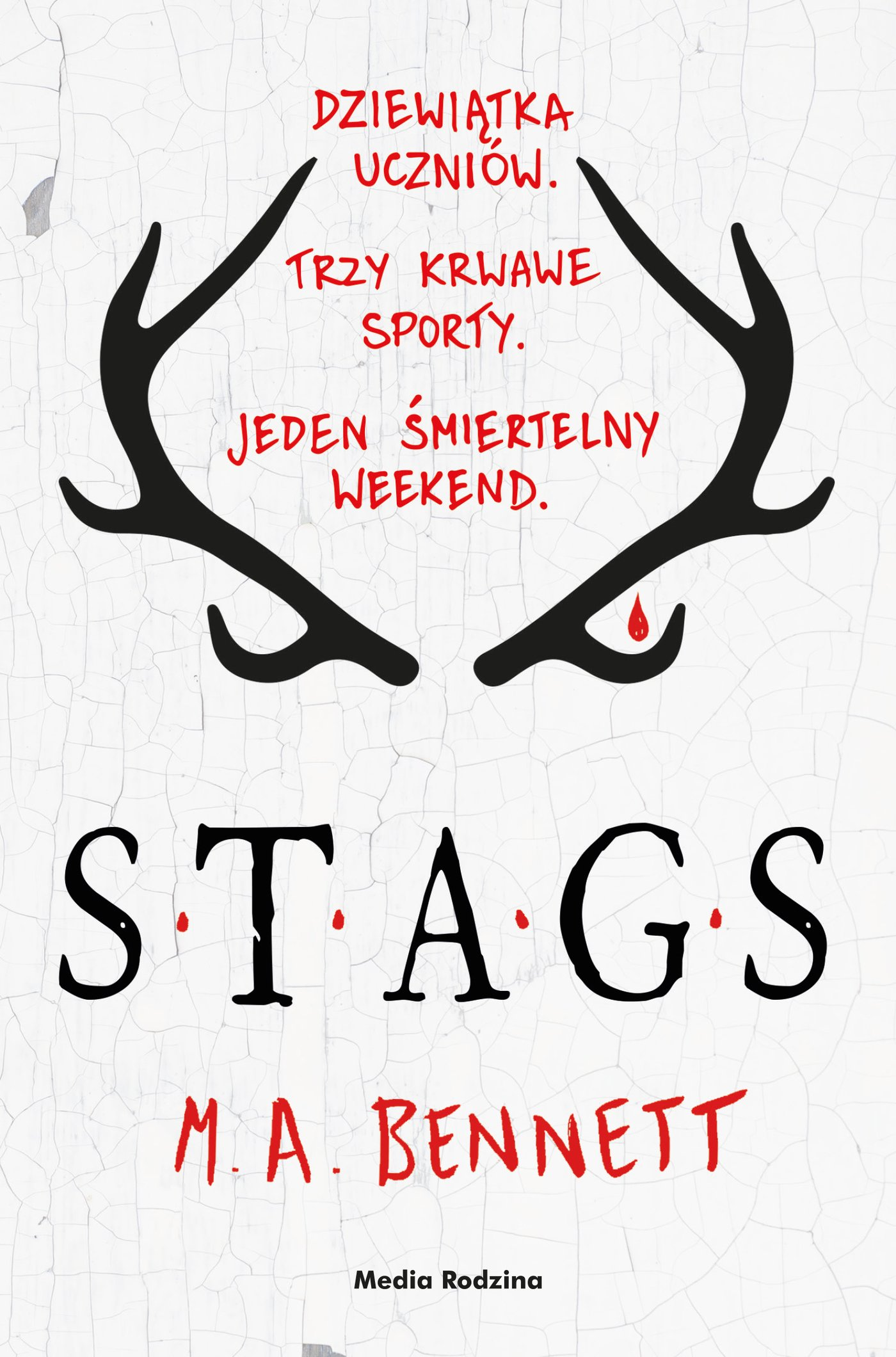 STAGS - Ebook (Książka EPUB) do pobrania w formacie EPUB