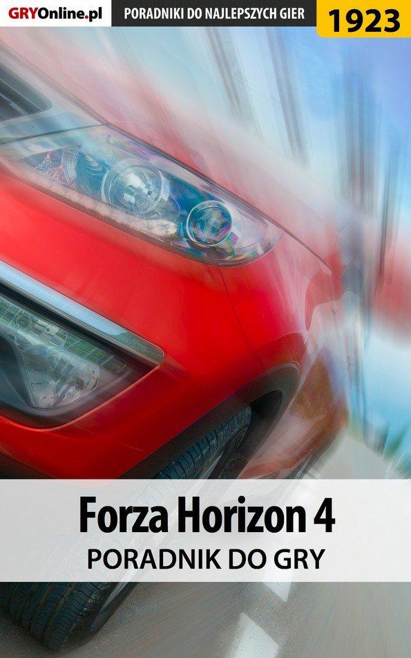 Forza Horizon 4 - poradnik do gry - Ebook (Książka PDF) do pobrania w formacie PDF