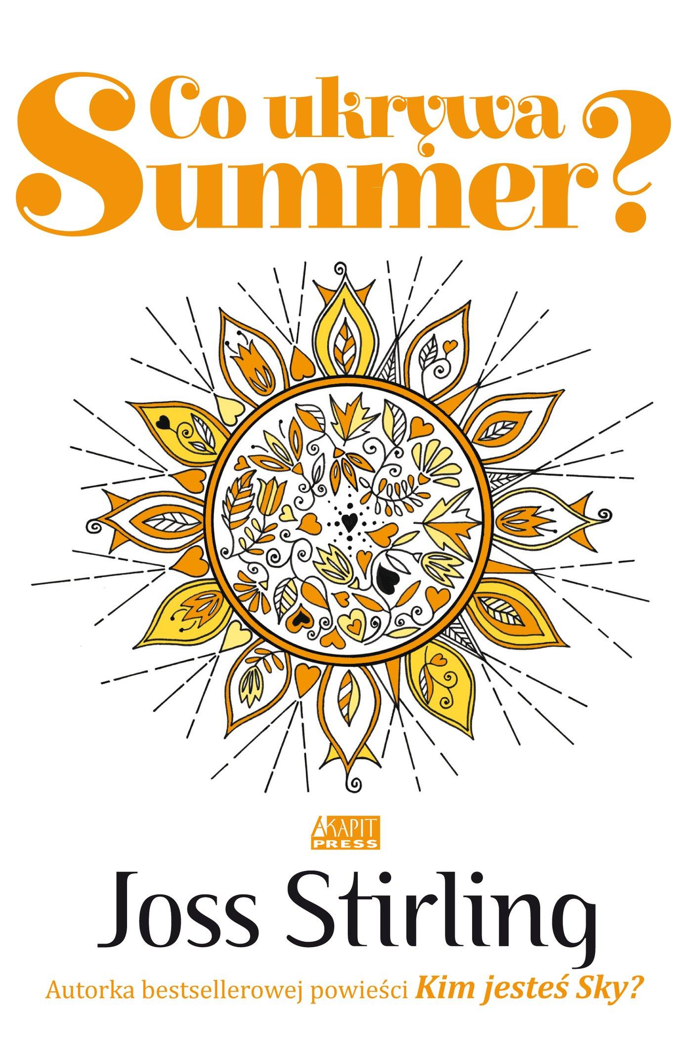 Co ukrywa Summer? - Ebook (Książka EPUB) do pobrania w formacie EPUB