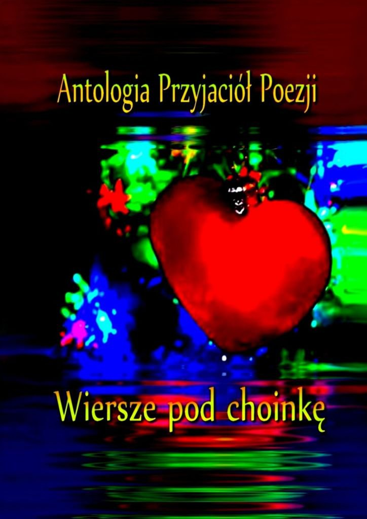 Wiersze pod choinkę - Ebook (Książka na Kindle) do pobrania w formacie MOBI