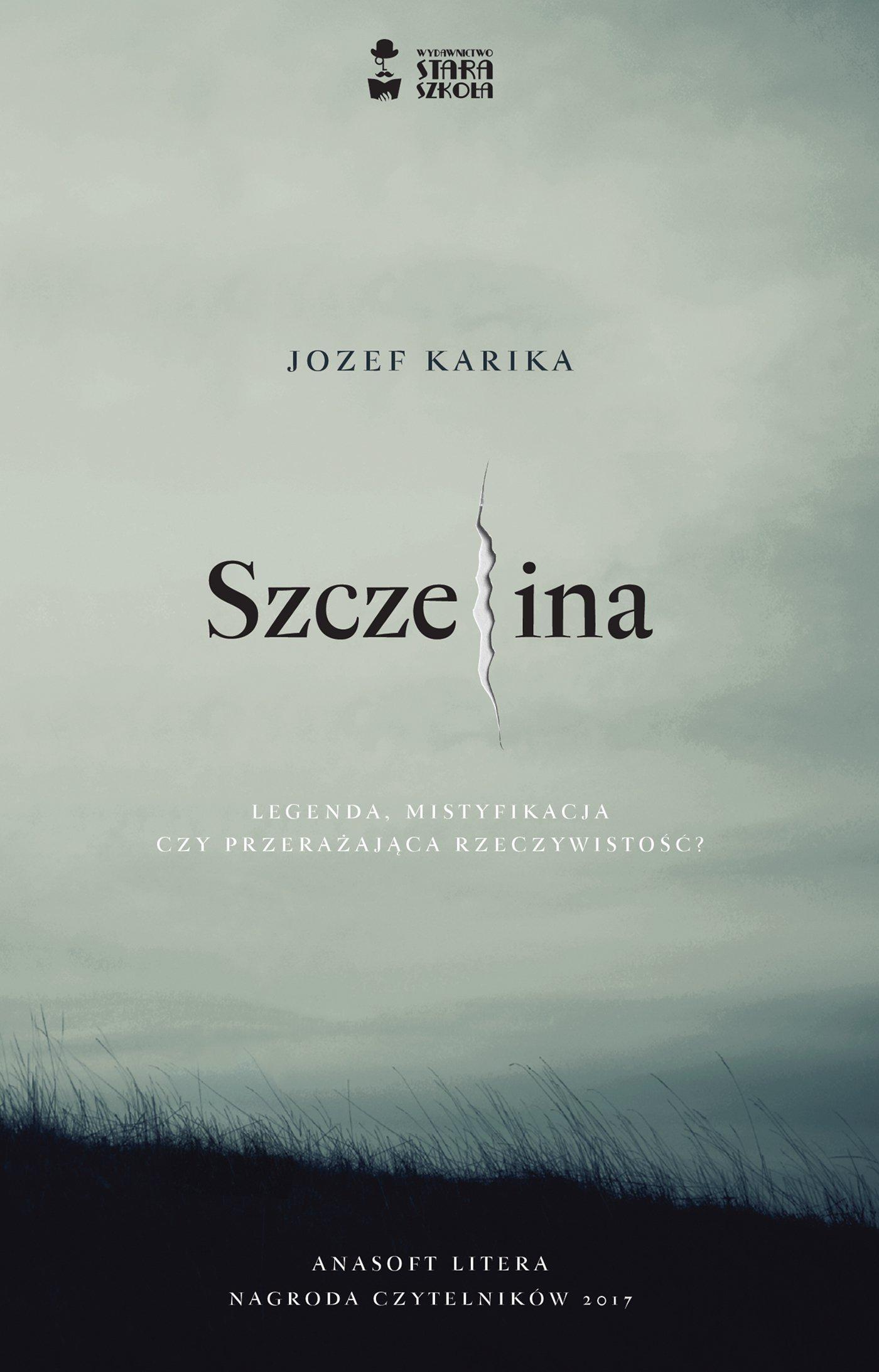 Szczelina - Ebook (Książka EPUB) do pobrania w formacie EPUB