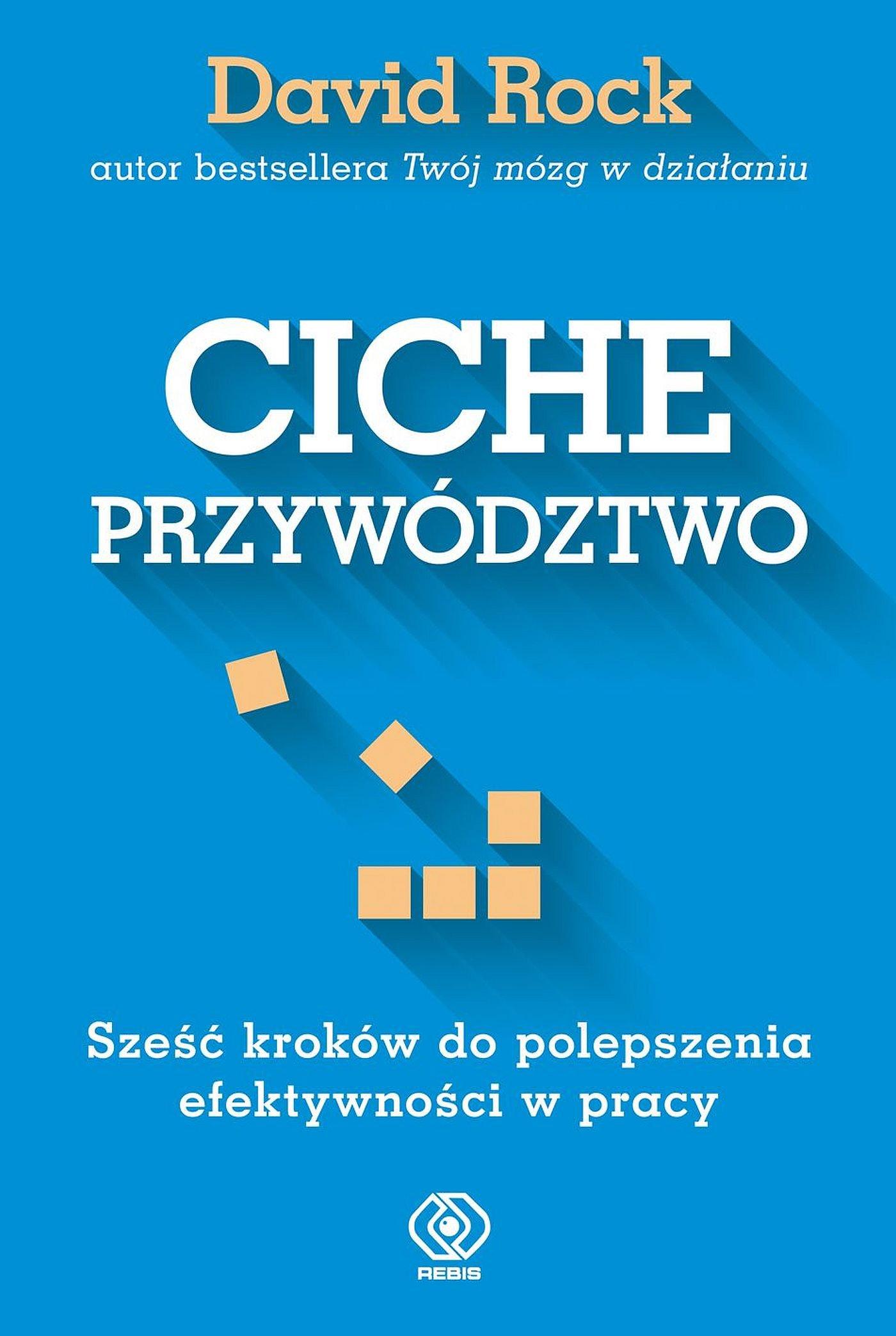 Ciche przywództwo - Ebook (Książka EPUB) do pobrania w formacie EPUB