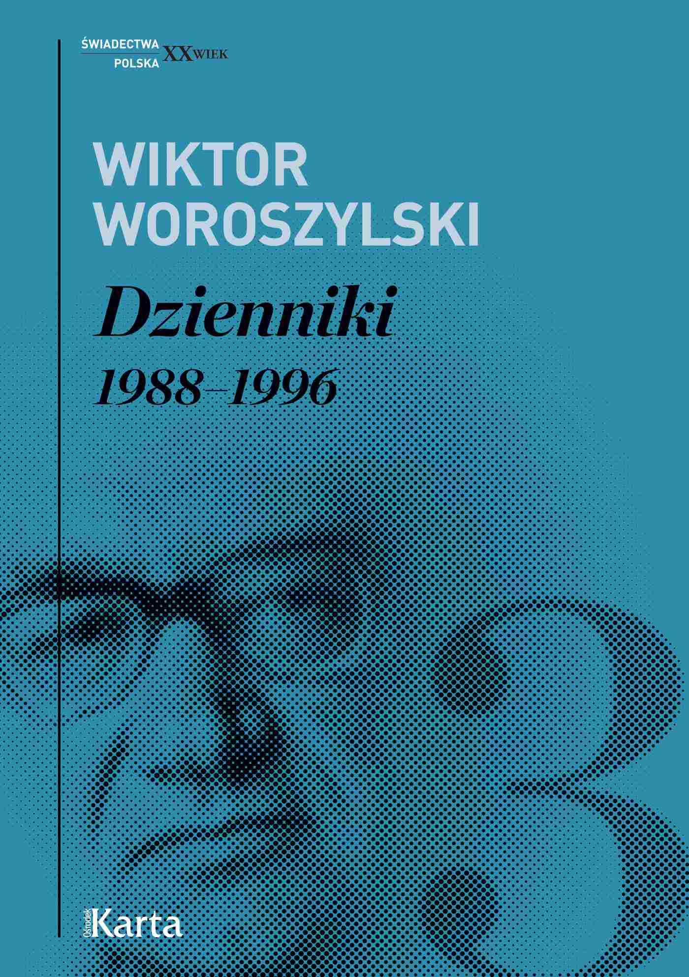 Dzienniki. 1988–1996. Tom 3 - Ebook (Książka EPUB) do pobrania w formacie EPUB