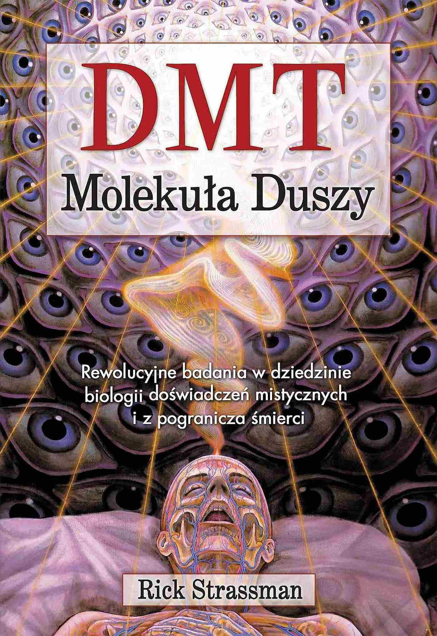 DMT. Molekuła duszy. Rewolucyjne badania w dziedzinie biologii doświadczeń mistycznych i z pogranicza śmierci - Ebook (Książka EPUB) do pobrania w formacie EPUB
