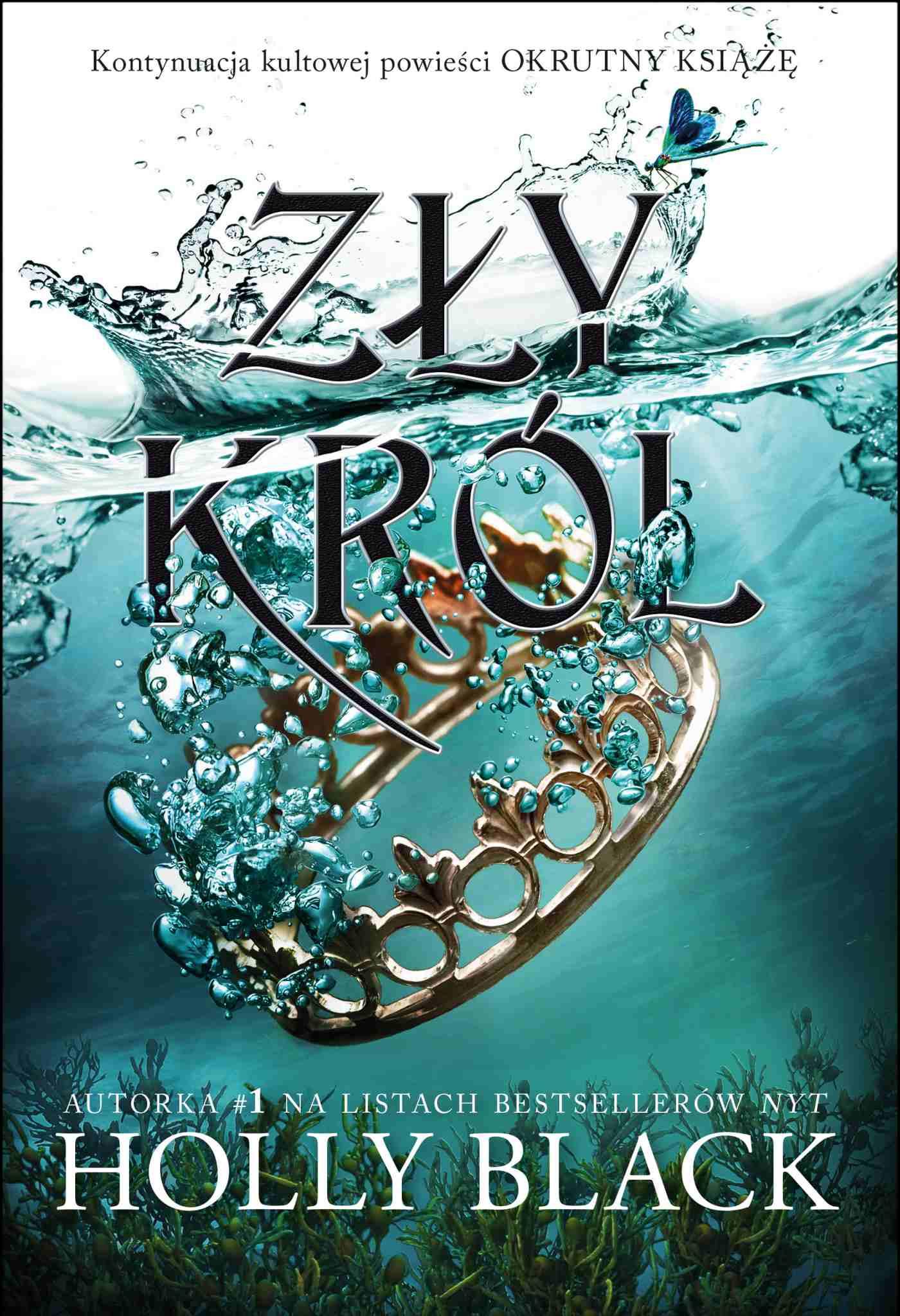 Zły król - Ebook (Książka na Kindle) do pobrania w formacie MOBI