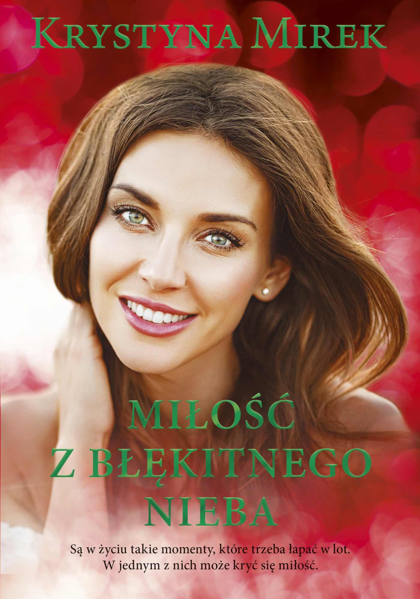 Miłość z błękitnego nieba - Ebook (Książka na Kindle) do pobrania w formacie MOBI