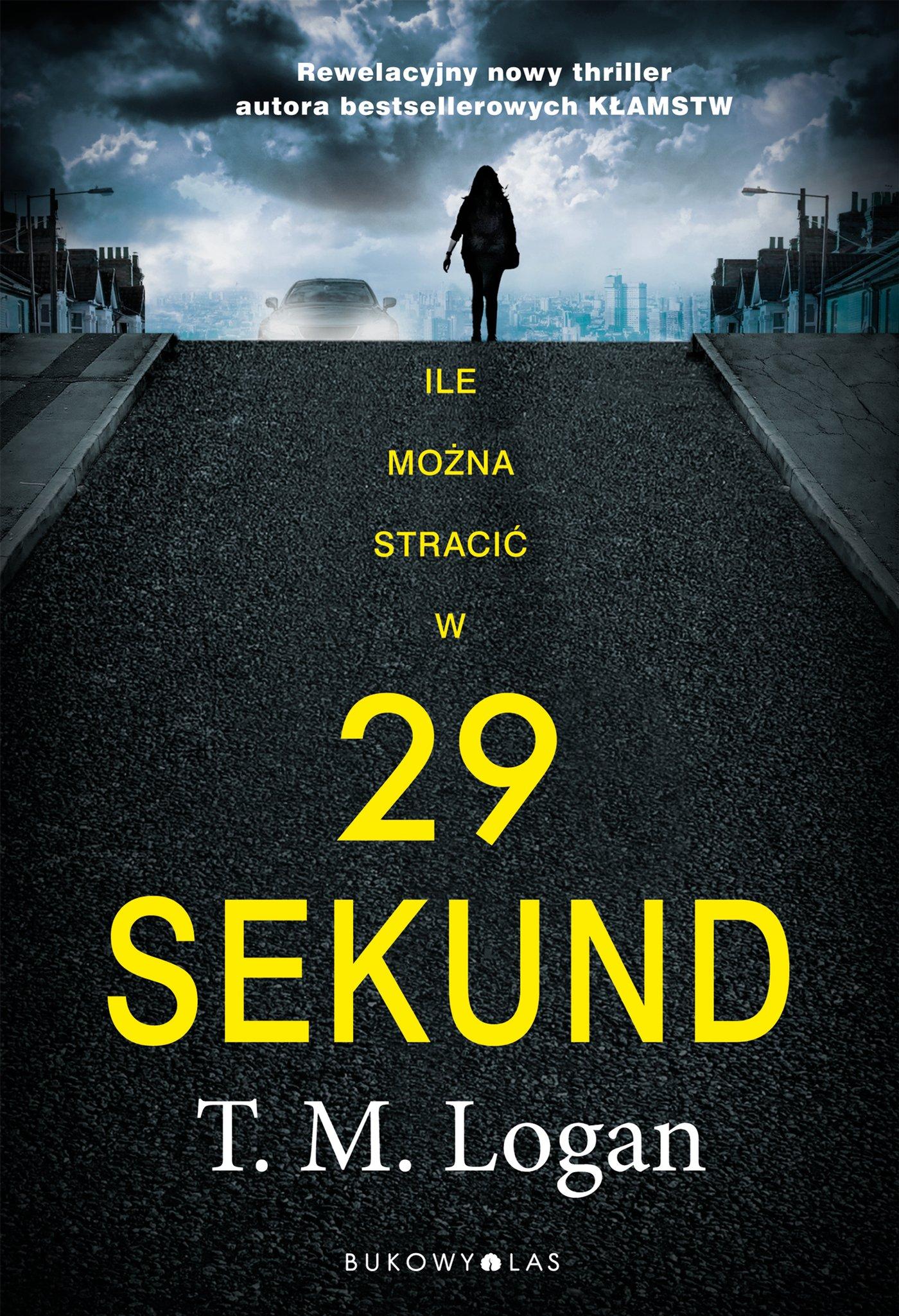 29 sekund - Ebook (Książka EPUB) do pobrania w formacie EPUB