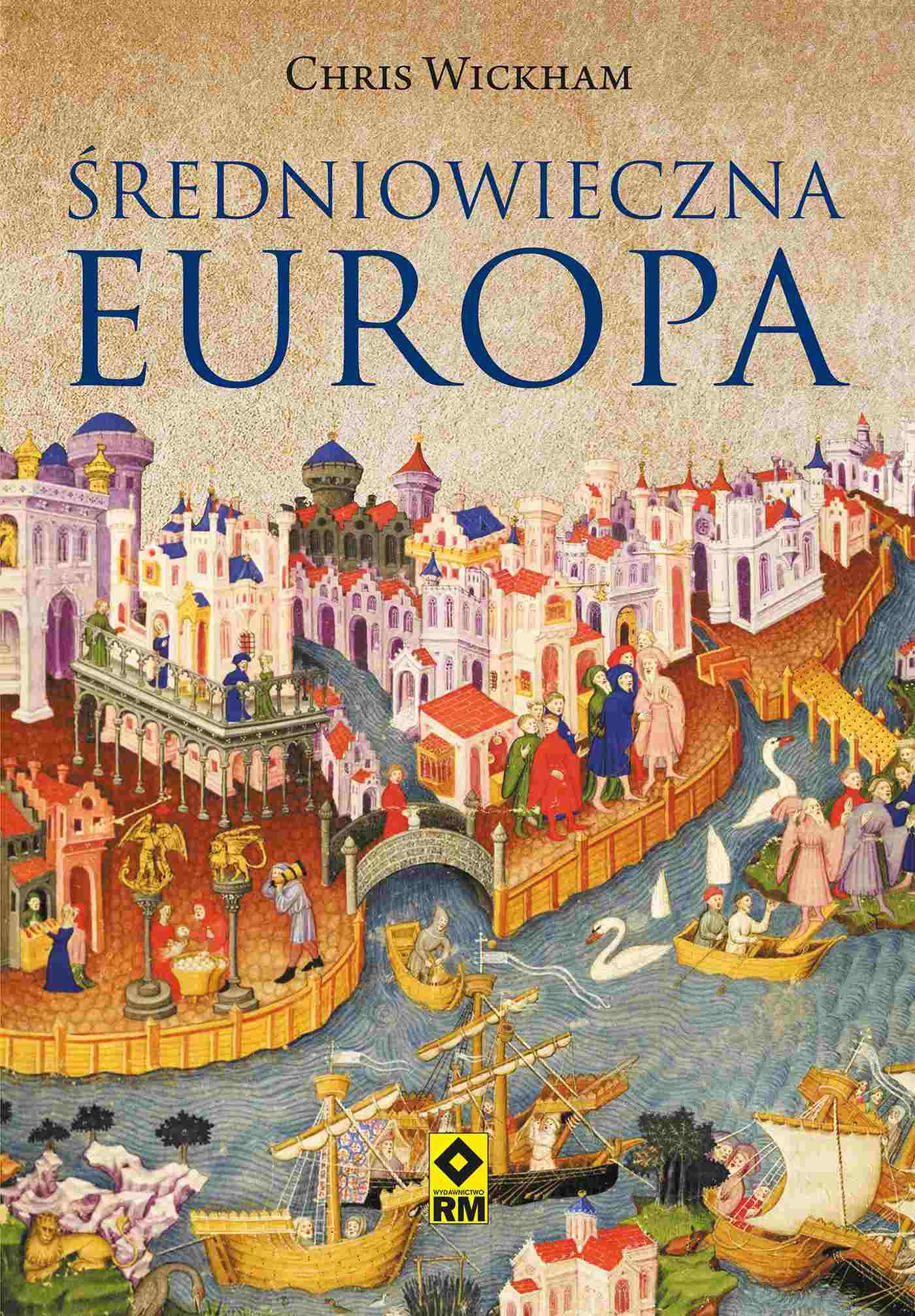 Średniowieczna Europa - Ebook (Książka EPUB) do pobrania w formacie EPUB