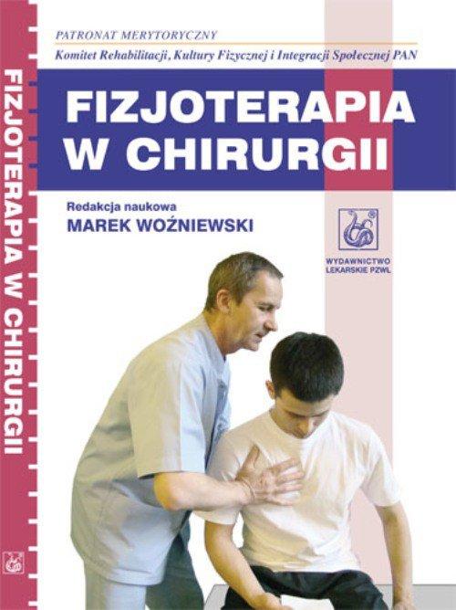 Fizjoterapia w chirurgii - Ebook (Książka na Kindle) do pobrania w formacie MOBI