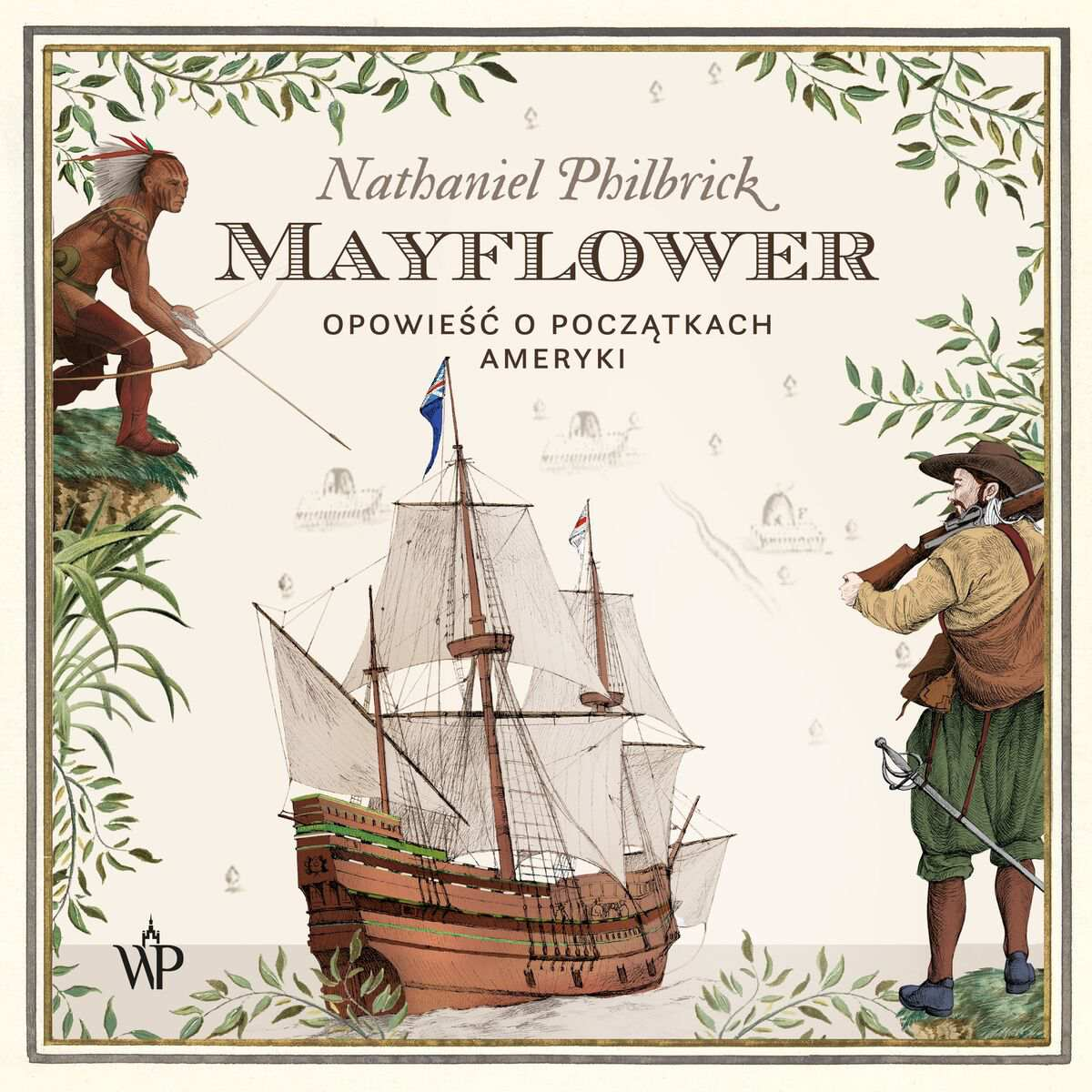 Mayflower - Audiobook (Książka audio MP3) do pobrania w całości w archiwum ZIP