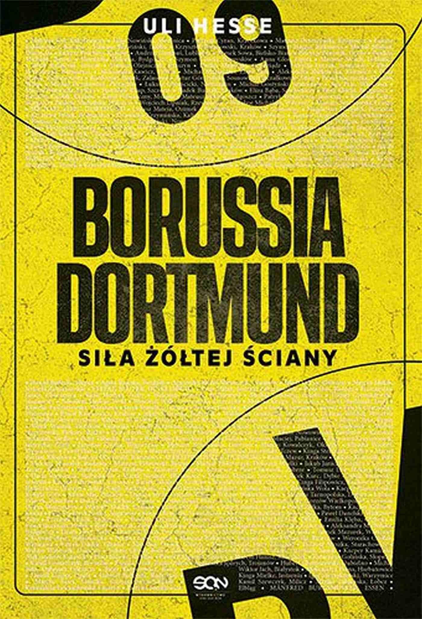 Borussia Dortmund. Siła Żółtej Ściany - Ebook (Książka EPUB) do pobrania w formacie EPUB