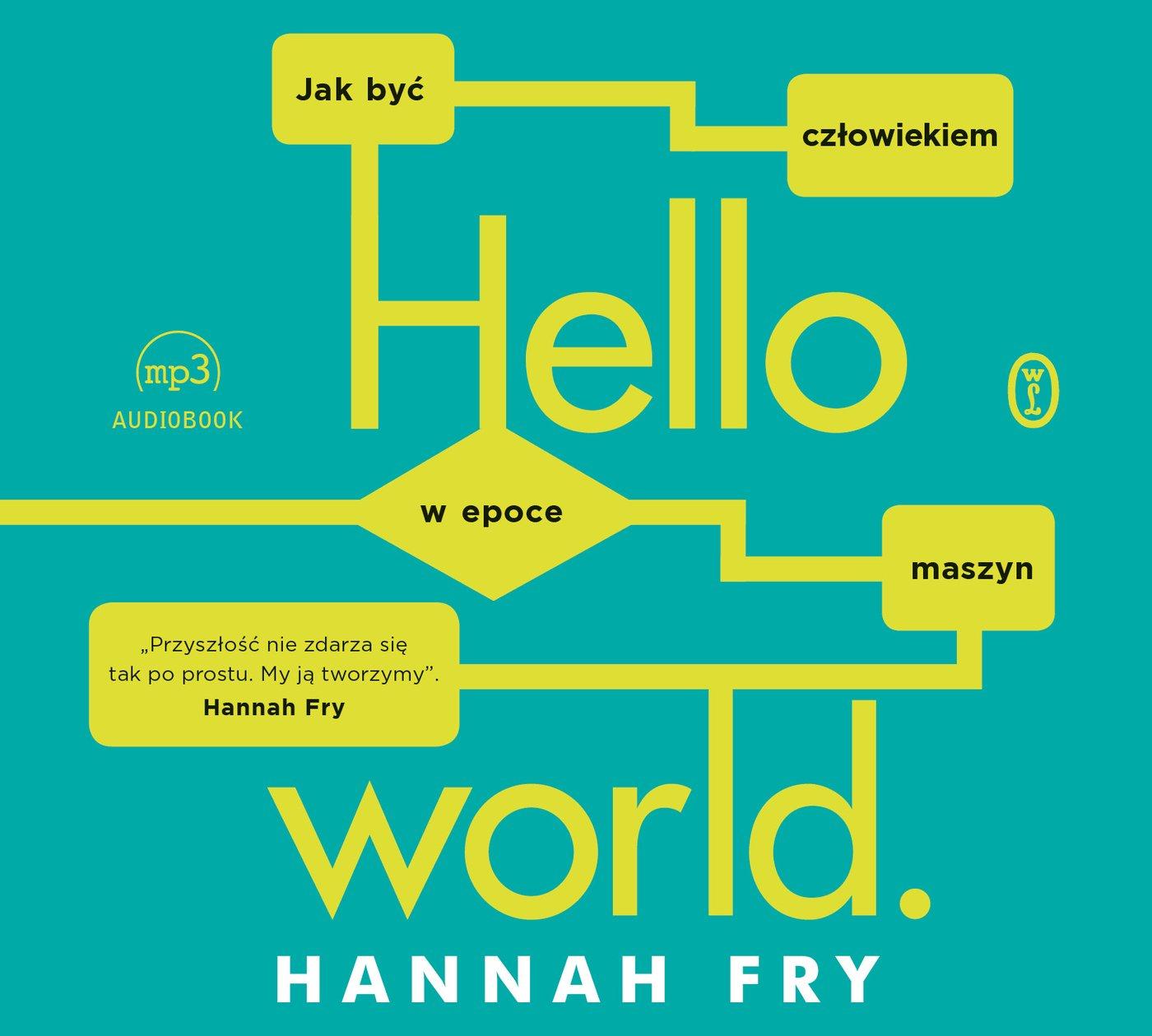 Hello world - Audiobook (Książka audio MP3) do pobrania w całości w archiwum ZIP