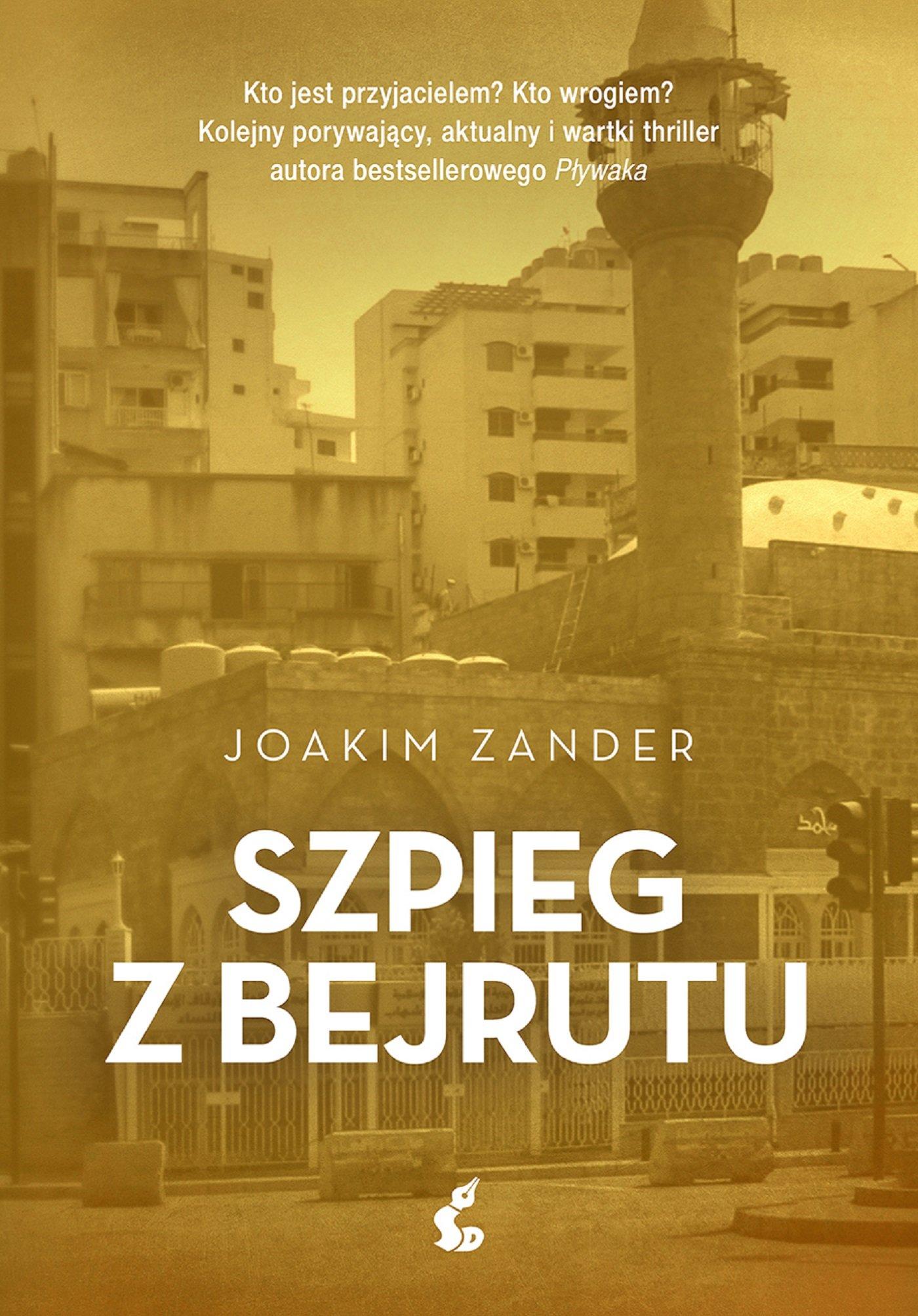 Szpieg z Bejrutu - Ebook (Książka EPUB) do pobrania w formacie EPUB