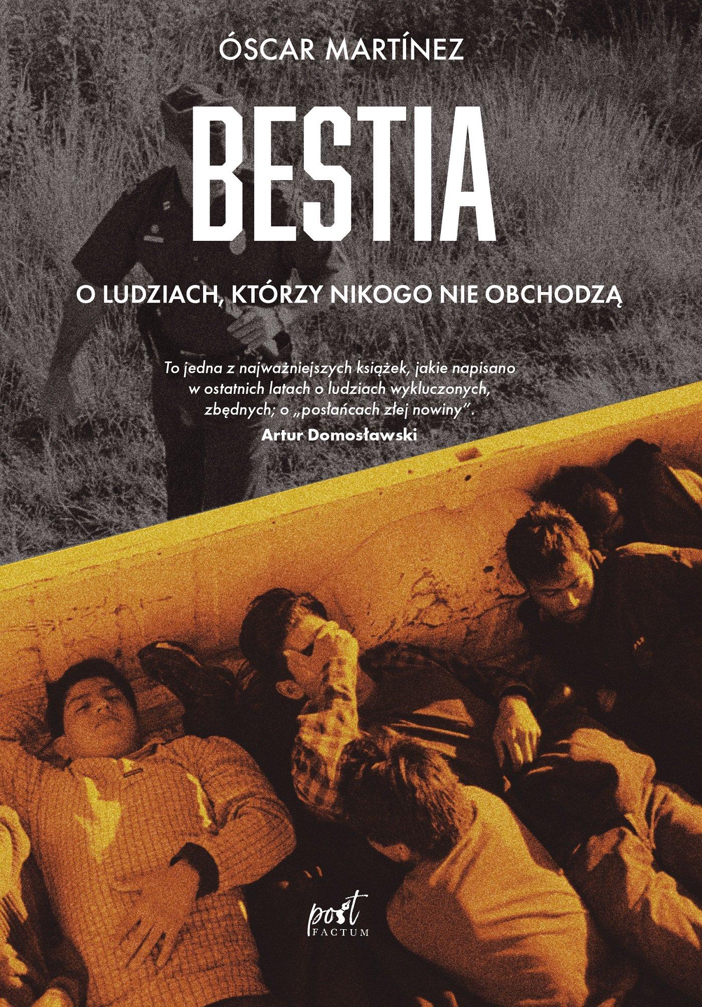 Bestia - Ebook (Książka na Kindle) do pobrania w formacie MOBI