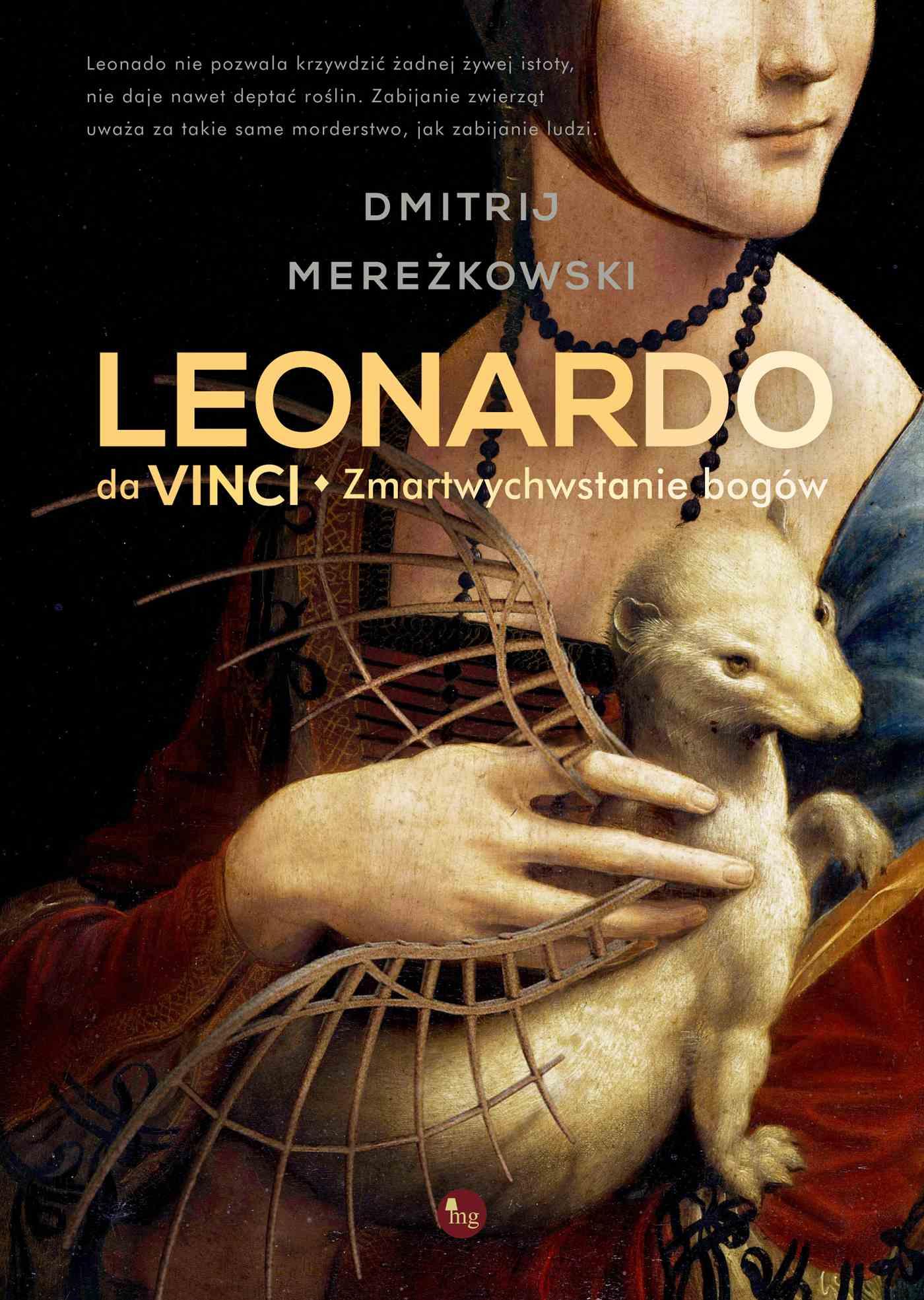 Leonardo da Vinci. Zmartwychwstanie bogów - Ebook (Książka na Kindle) do pobrania w formacie MOBI
